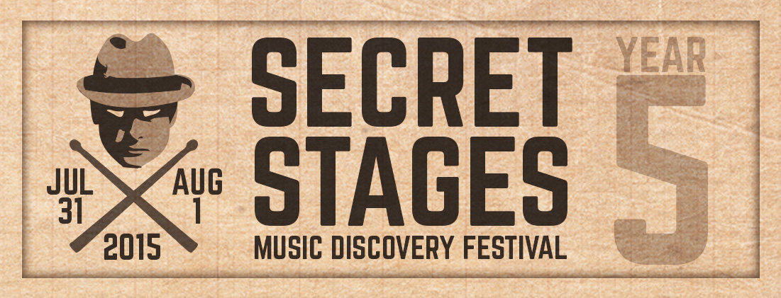 Secret Stages Year Five — We Be Pirates